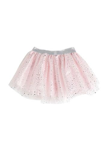 KOTON pink Tulle Skirt CBA6DKA98EA3E8GS_1