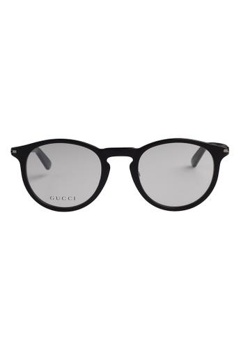 Gucci black GUCCI Eyewear 1120/F B2X GU112AC60OVJMY_1