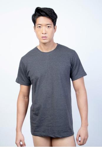 Hanes black 3-Pack Easy Fit R/Neck 8604AUS852B87DGS_1