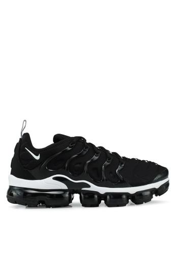 Nike black Air Vapormax Plus Shoes 96362SHE5C8FF9GS_1