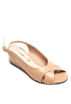 Elec Wedge Sandals