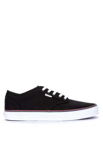 VANS black City Atwood Sneakers C81A1SH7A8F965GS_1