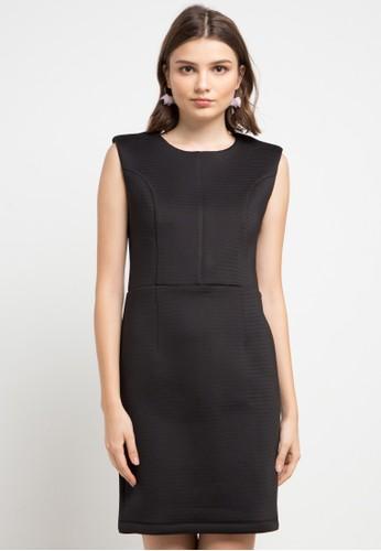 Chanira black Sally Dress 9A28AAAF08D2C7GS_1
