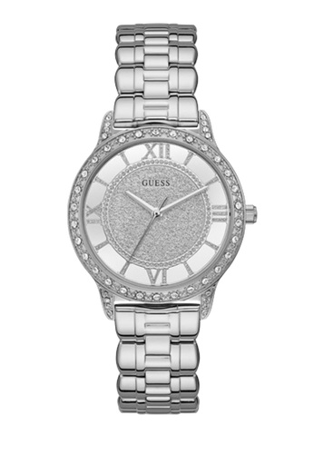 Guess Watches silver Ladies Dress Watch W1013L1 D4341AC2B892DEGS_1