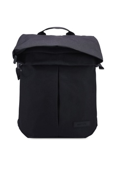 c6a0a43de5 CRUMPLER black Propellor Laptop Backpack D3EA0ACBF5EADEGS 1