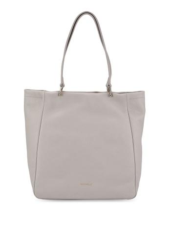 Coccinelle grey Rendez-Vous Tote Bag FD268AC684FB78GS_1