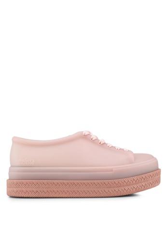 Melissa 粉紅色 Melissa Be II Ad 運動鞋 6E275SH55BAA16GS_1