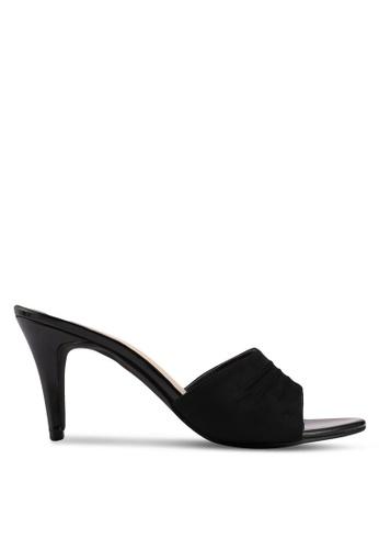 Bata black Bata Women Black Heels 98FEFSHCC1175DGS_1
