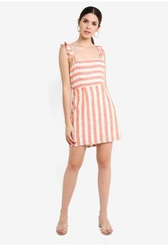 60% OFF Glamorous Striped Dress RM 193.00 NOW RM 77.90 Sizes S M L db19775ff