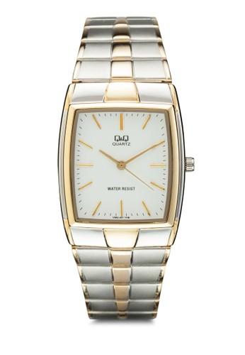 VNesprit 評價62-401Y 方框鍊錶, 錶類, 飾品配件