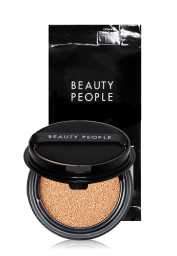 Beauty People beige Absolute Lofty Girl Foundation Refill #Cover Sand BE881BE99SWESG_1