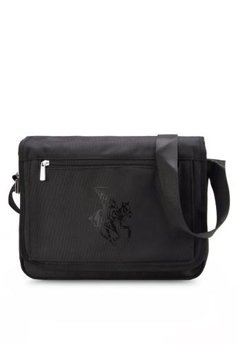 Swiss Polo black Swiss Polo Bag SW912AC81MGKMY_1