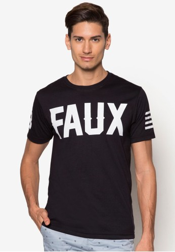 Faux esprit 香港文字設計TEE, 服飾, 服飾