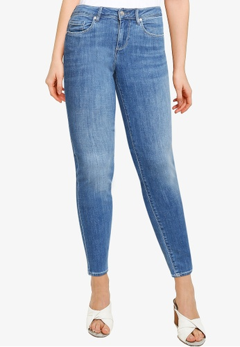 GUESS blue Annette Jeans EFA18AABCE83CEGS_1