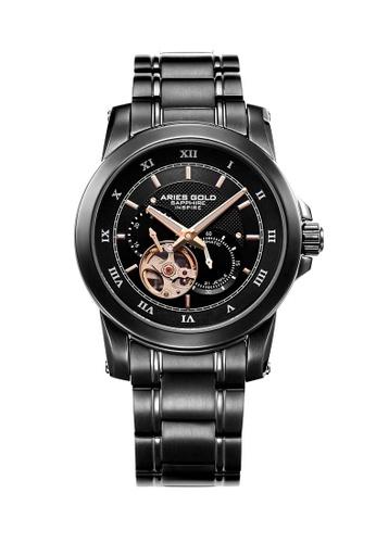 Aries Gold black Aries Gold Infinum Forza Black Watch 30B93AC6A21CDDGS_1