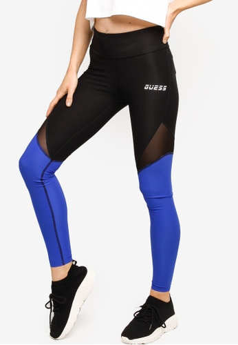 Guess 藍色 Leggings 4/4 D95E9AAD1892DDGS_1