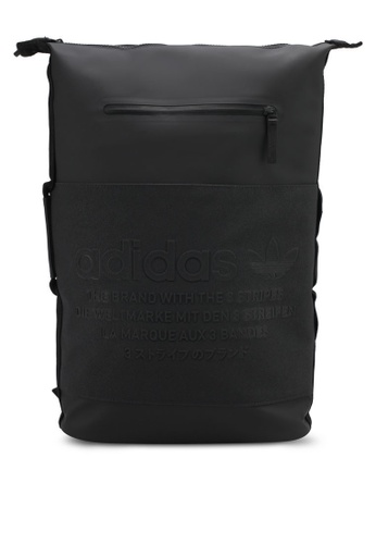 adidas black adidas originals adidas nmd backpack AD372AC0SUGSMY_1