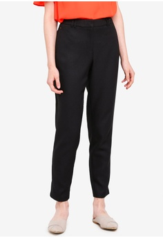 3f3a75e1672 Buy Dorothy Perkins Straight Leg Pants For Women Online on ZALORA ...