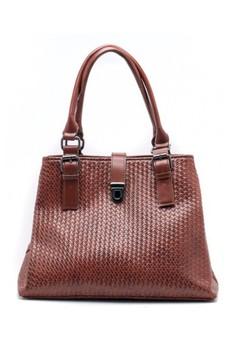 Cinderella Square Weaved Bags