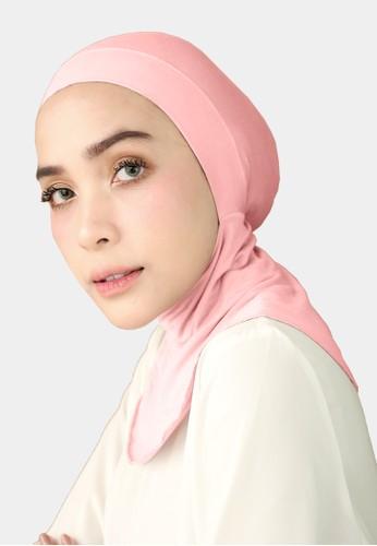 zelena pink Dalam Hijab Unico Inner - Cudle Pink 39474AA6DDEC80GS_1