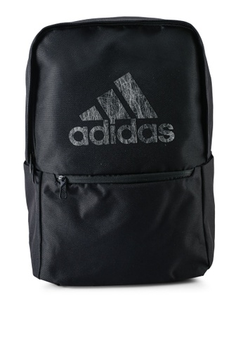 ADIDAS black classic graphic backpack 79A9CAC167CE79GS_1