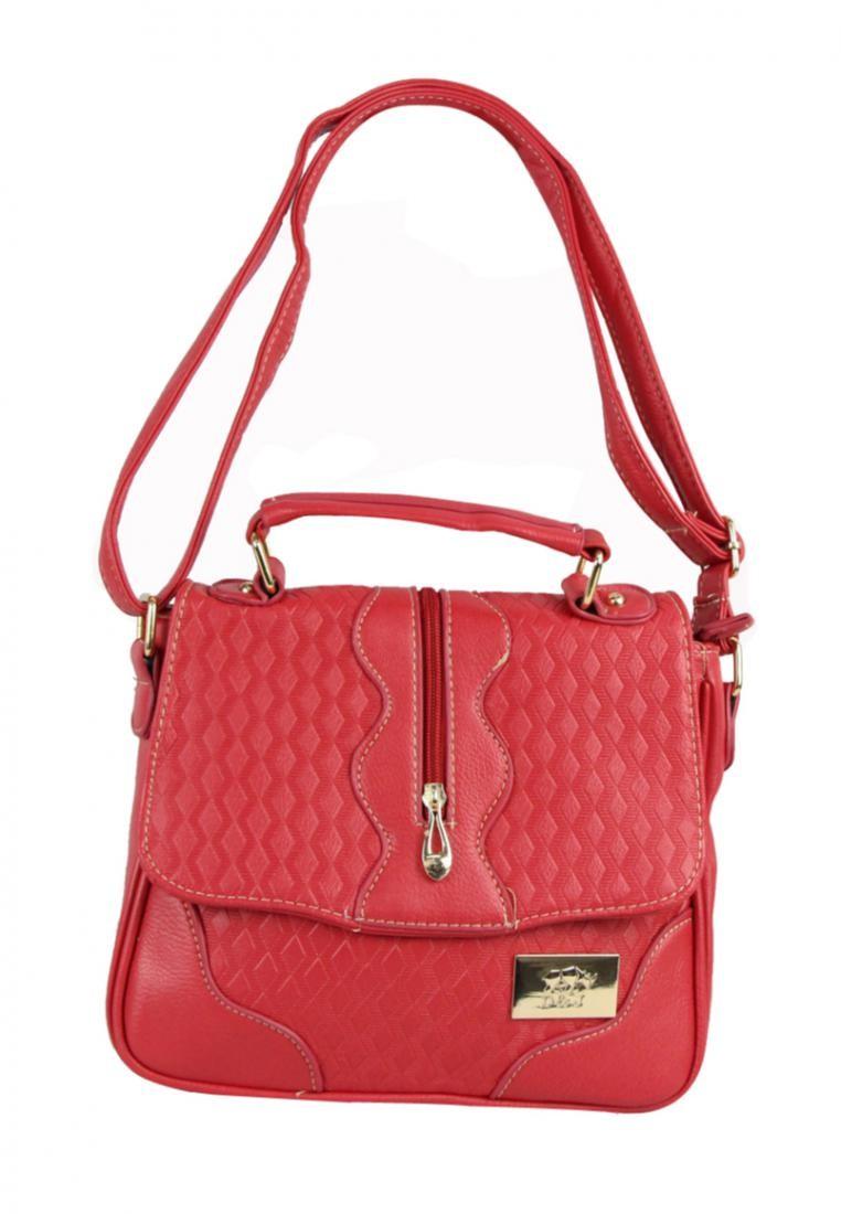 Top Handle Sling Bag