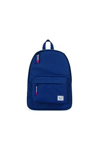 Herschel blue Herschel Classic Backpack (Blue) - 24L 8AB41AC3DEF197GS_1