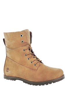 5dc33c20 50% OFF Timberland Joslin Mid Lace Side Zip Boots HK$ 1,399.00 NOW HK$  700.00 Available in several sizes