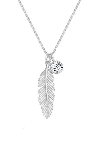 施華洛世奇水晶羽毛 92esprit tsim sha tsui5 純銀項鍊, 飾品配件, 飾品配件