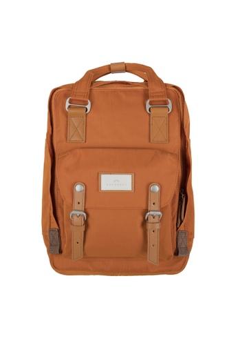 Doughnut 褐色 Macaroon Backpack D17BFAC86E1AEDGS_1