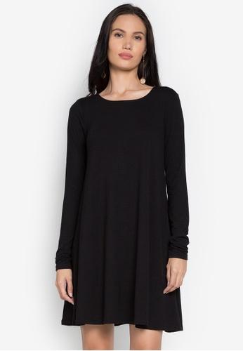 Rated E Fashion black Hannah Dress RA951AA0KNM0PH_1
