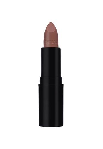 Farmasi Colour Cosmetics beige Matte Lipstick 23 (That's Caramel) FA709BE41QPIMY_1