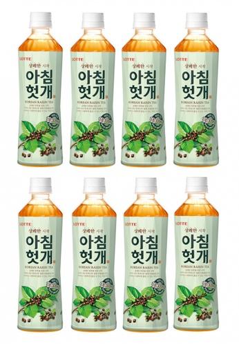 Lotte Chilsung Beverage Lotte Korean Raisin Tea - Multipack (8 x 500ml) 8CE40ES3590E1AGS_1