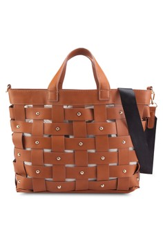 Interwoven Shopper Bag
