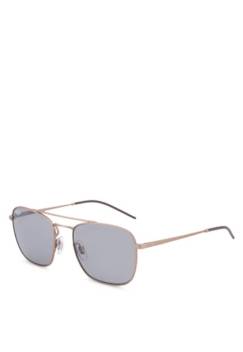f6105953700 Shop Ray-Ban Youngster RB3588 Sunglasses Online on ZALORA Philippines