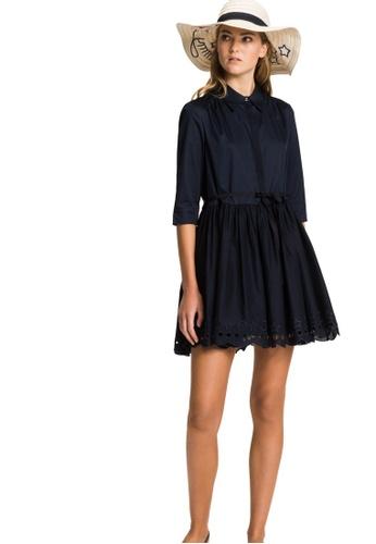 4cdb004c725 Buy Tommy Hilfiger HAYETTE DRESS 1 2 SLV Online on ZALORA Singapore
