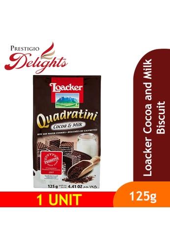 Prestigio Delights Loacker Cocoa and Milk Biscuit 125g 50759ES69D2B77GS_1