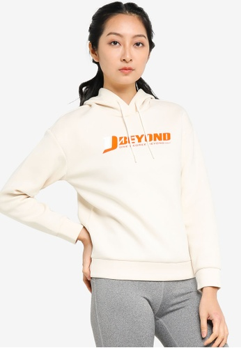 361° white Sports Life Hoodie C6A3FAA063CAF0GS_1