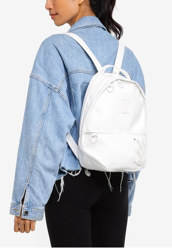 0c9952b5d3 Puma white Prime Archive Crush Backpack F1B0BAC2F05AF5GS 1