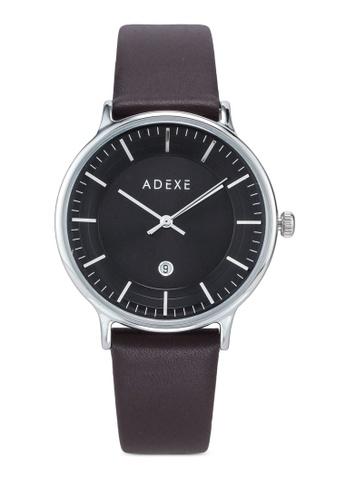 ADEXE Watches 黑色 Mac 手錶 F5E10ACC140D1DGS_1