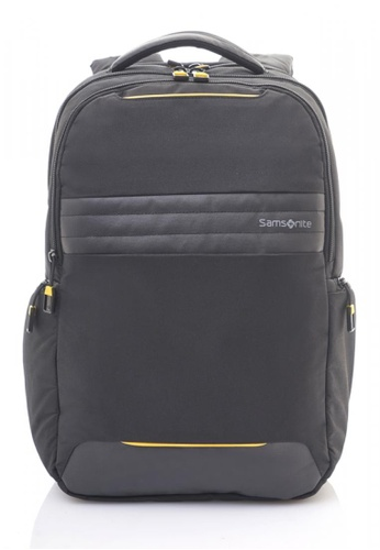 Samsonite black Samsonite Locus LP Backpack N1 SA186AC04XIDSG_1