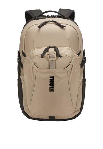 Thule grey Thule Narrator TCAM 5216 Tas Laptop Backpack 28L – Seneca Rock 01717AC5771F8AGS_1