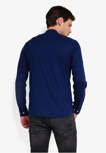 e3e6befff04b Buy Jack & Jones Felix Long Sleeve Shirt   ZALORA HK