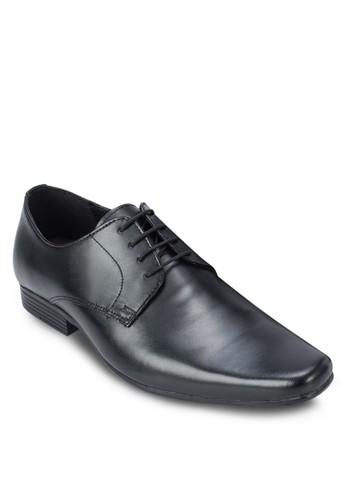 經典皮革德比鞋, 鞋,zalora 順豐 休閒皮鞋