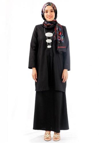 KAMDAR black Ezzahayla  Kebarung -Black A9E1CAAE9851FAGS_1