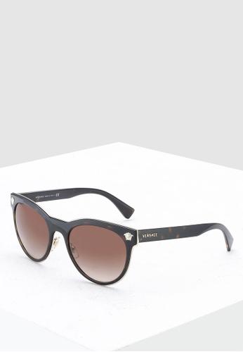 05862fddb5 Buy Versace Rock Icons VE2198 Sunglasses Online | ZALORA Malaysia