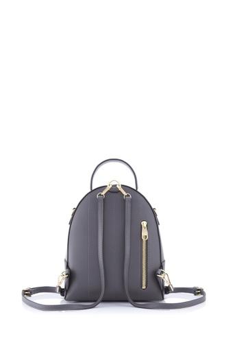 31cb8784b526 Buy BONIA Gun Metal Royal Love Mini Backpack S Online