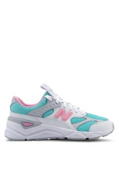 3156325847171 New Balance white X90 Lifestyle Shoes CA2F7SH405FCDBGS_1