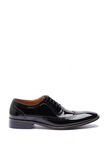 Kings Collection black Dorado Shoes 33E08SHE9446C8GS_1