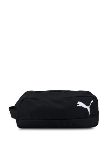 PUMA black Pro Training II Shoe Bag B0518AC3ABC269GS_1